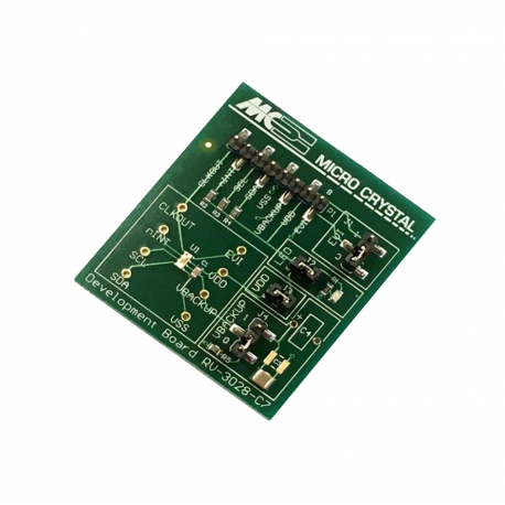 RV-3028-C7 Evaluation Board