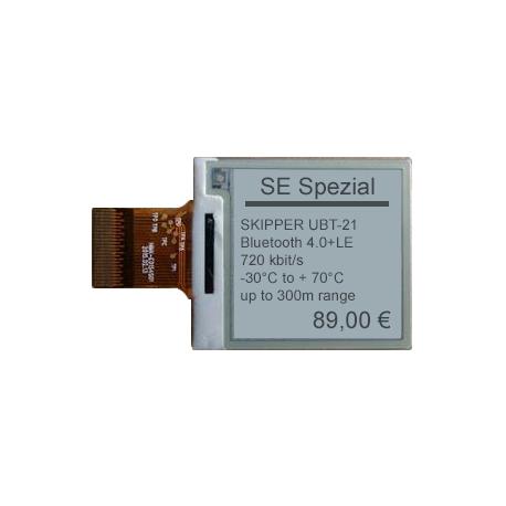"""Thingwell TINK-EPD154A45-A0, 1.54"""" EPD, 200x200, B/W"""