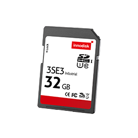 Industrial SD Card 3SE3