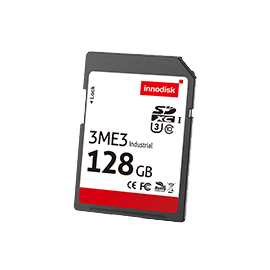 Innodisk Industrial SD Card 3ME3