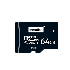 Innodisk TLC micro SD 3TE4